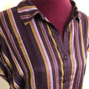 NWT Sanctuary Borrego Tie Shirt